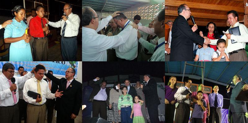 Pastores-encargados
